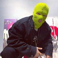 Хип-хоп Трэвис Скотт Маска Холодная шляпа Джекбоя Велоспорт Маски Ветерзащитный головной убор