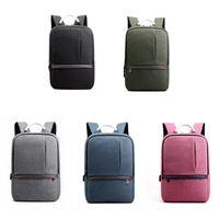 Backpack Men And Women Business Bag 15.6-inch USB Large-capacity Computer Shoulder Travel