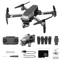 UAV L109 Pro L109 Drone GPS HD 4K Camera 2-Axis Anti-Shake Stable Gimbal Camera 5G WIFI FPV Brushless Motor RC Quadcopter Helicopter Q0602