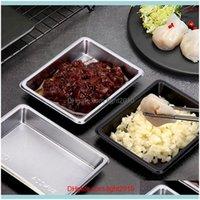 식기 일회용 주방 용품 부엌, 식당 홈 홈 정원장 가공 샐러드 소금 조미료 용기 플레이트