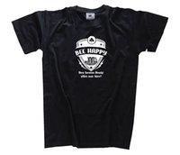 Abeille Heureux - Den Meilleur Miel Il Y A ICI - Apénteur T-Shirt Tailles