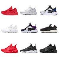 Yeni Erkekler Kadınlar Için Ultra Spor Koşu Ayakkabı Üçlü Beyaz Erkek Trainer Klasik Tasarımcı Sneakers Nefes Çorap Boyutu 5-11