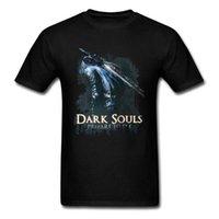 Men's T-Shirts Camiseta De Dark Souls 3 Para Hombre, Camisa Cazador Sangre, Ropa Juego Nueva, Tops Y Camisetas Praise The Sun, 2021