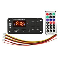 & MP4 Players 5V 12V MP3 WMA Wireless Bluetooth5.0 Decoder Board Car Audio Module USB FM TF AUX Input Radio With Color Screen Digital ,For