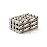 Imanes Real Imanes de Névala 300pcs 6mm x 2mm Aimant super fort, aimants D6X2MM 6x2 N35 Magnet 6 * 2, D6 * 2 permanent 6x2mm rare terres rares 6mmx2mm