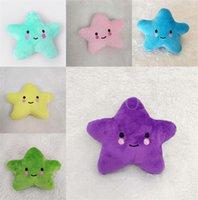 3 Renk Pet Vokal Oyuncaklar Peluş Denizyıldızı Köpek Oyuncak Beş Sırsır Yıldız Evcil Oyunculuk DB676