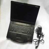 Strumenti diagnostici Qualità per P-Anasonico CF52 Laptop 8 GB / M520 CPU CPU Computer PC CF-52 TouchBook TouchBook può funzionare ALLDATA / SD C4 / C5