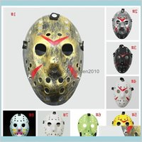 Party Masks Festive & Supplies Home Garden Masquerade Jason Voorhees Mask Friday The 13Th Horror Movie Hockey Scary Halloween Costume