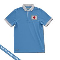 2021 Japão 100 Anos Aniversário Homens Polo Soccer Jersey Camisas de futebol