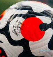 Club League 2021 2022 Balón de fútbol Tamaño 5 Gran partido de alta calidad Liga Liga Premer 21 22 Fútbol (barco las bolas sin aire)