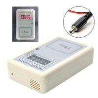 Диагностические инструменты Handheld Дистанционное управление Беспроводной счетчик Частота Счетчик Счетчик 250-450 МГц Для Автомобиля Авто Cymometer Детектор Кабельный кабель