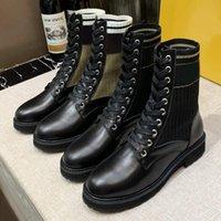 Rockoko Designer Boots Mulheres tornozelo Martin Sapatos Malhas Botas de Couro Motociclista Motociclista Tecido Bota Combate Motocycle Sapato Austrália Botinhas de Inverno