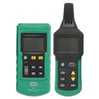 Elektrischer 12V-400V AC DC-Detektor-Tester Tragbare Untertage-Draht-Netzwerkfinder Professionelle Kabelansprüche Wartung 5.0 Metalldetektor