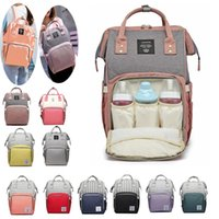 Diaper Bags 35 Colors Mummy Maternity Nappy Bag Stroller Bolsa Large Capacity Baby Backpack Mommy Nursing Care Changing