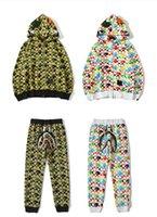 2021 NUOVESS Designer Felpe con cappuccio Sportswear Stylist Men's Tracksuits Classic Cardigan Felpa con cappuccio + Pantaloni sportivi semplici Cappotti casual Cappotti di alta qualità