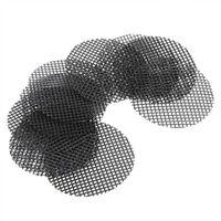 جولة زهرة وعاء هول شبكة وسادة ل العصارة بونساي أسفل الشبكة حصيرة تنفس طوقا حديقة العرض 8/10 سنتيمتر الأواني المزارع