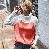 Women's Sweaters Winter Clothing Turtleneck Female Year Korean Knitted Top Knitwear Pullover Ladies Sweater Long Sleeves