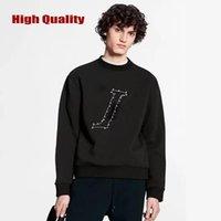 جديد مصمم هوديي البلوز الرجال النساء القطن سترة الأزياء طويلة الأكمام الأسود طباعة البلوز هوديس الشارع الشهير sweatershirts