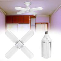 Bulbs AC95-265V Foldable LED Spotlight Ceiling Lamp 45W 60W Lampada Bulb E27 Light For Home Energy Saving Lights