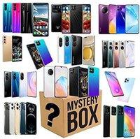Mistério surpresa aleatória, aleatória sortudo es, caixas de presente misteriosas de produtos eletrônicos, têm a oportunidade de abrir