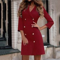 Womens Outerwear Dress V Neck Long Sleeve Office Ladies Blazers Suits 2021 Autumn Jacket Women White Blazer