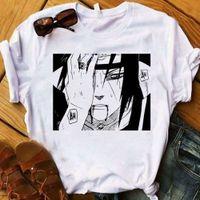Naruto Men's White Shirt T-Shirt von Naruto Lose