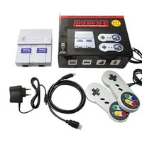 Retro Classic TV Player Built-in 821 Games With Dual Gamepads XXUC Portable Players Game