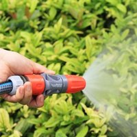 Watering Equipments Adjustable Garden Hose Tap Connector Fitting Water Pipe Adapter Car Washing Plastic