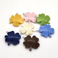 Hair Clips & Barrettes 7 Color Leaf Women Pins Duckbill Clip Barrette Accessories