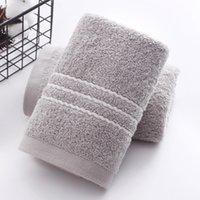 Serviette de coton pur ne sera pas sans peluche 32 Strand 110g Jacquard Design de luxe de luxe Soft Wash Bath Maison Absorbant Hommes et Femmes Widfs 1468 T2