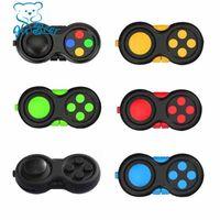 GamePad Toys Fease Presión Color Toys dedo Gamepad de alta calidad Juguetes de la descompresión intelectual Regalos