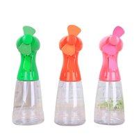 Party Harry Прибытие 3-цветные крытые и наружные личные ручные спрей, охлаждающий туман для вентилятора для бутылки с водой