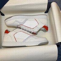 Designer Top Qualität B27 22 Casual Schuhe Männer Frauen Sneaker Echtleder Welt Tour Sport Oblique LuxuryTrainer mit Kiste 35-46