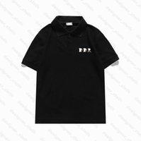 2021 летние мужские дизайнеры Polos T рубашки повседневная мужчина женские свободные тройники с буквами Печать с короткими рукавами Лучшие продажи роскоши мужчины футболки