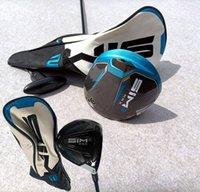 UPS Fedex New S IM2 max Golf Driver and 1pc Fairway Wood Real Photos Contact Seller