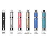 Yocan Manyeto Balmumu Pen Kitleri E-Sigara Bağlantılı DAB Aracı 1100 mAh Pil Dahili Silikon Jar Seramik Bobin Buhar