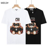 DSQUARED2 DSQ PHANTOM TURTLE SS Mens Designer T shirt Italian fashion Tshirts Summer DSQ Pattern T-shirt Male High Quality 100% Cot Ejp