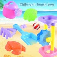Pool & Accessories 22 Pcs Kids Beach Toys Summer Outdoor Play Sea Sand Bucket Shovel Rake Set Water PUZ777
