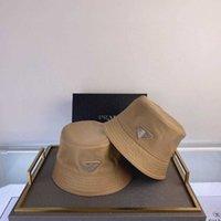 Top Marca P Família Invertei Triângulo Fisherman's Hat High Versão Alta Nylon Casal Impermeável Moda Sunshade Comércio Exterior Original