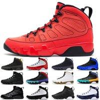 Marca Discount 2020 Shoes Hot 9 9s Oreo Mens Basketball Space Jam Retro O Espírito Posto Cool Blue Grey Sneakers Desporto