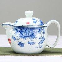 Çince Adı Seramik Jingdezhen Çay Setleri Ev Dekorasyonu, Noel Sunuyor Düğün Güzel Bardaklar Sunuşlar Sağlar
