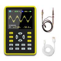 """مرسيد الذبذبات البسيطة الرقمية مع سعر النطاق الترددي 100MHz و 500ms / s معدل أخذ العينات مع 5012H 2.4 """"شاشة عرض LCD"""