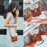 Shoulder Mini Handbags s Small Women Mobile Phone Purse Ladies Crossbody Bag for Teenage Girls Wallets QAJX