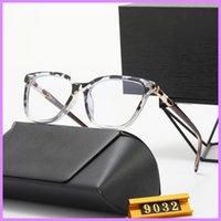 Women HD Flat Mirror Glasses Fashion Driving Sun Glasses Designer Mens Sunglasses Outdoor Transparent With Box Beach Eyewear D219231F