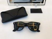 REYBEN 4540 Top Original high quality Designer Sunglasses for men famous fashionable Classic retro luxury brand eyeglass Fashion design women Square frame glasses