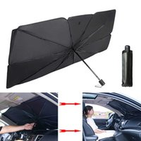 Car Sun Shade Protector Parasol Auto Front Window Sunshade Covers Car Sun Protector Interior Windshield Protection Accessories