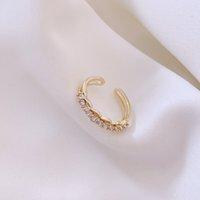 Jiezi040 Antike Ring farbige Glasur Blumen im antiken chinesischen Palast Index Finger Web Celebrity Ring Tail Ring Weibliche Pinky Orna