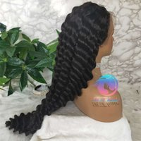 Perruque de cheveux humains Silky Great