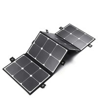 180W Opvouwbare Solar Panel Charger Kit voor Outdoor Camping Car Boat RV