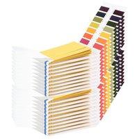 Meter pH-Teststreifen 1600 Professional Meter Universal 1-14 Papier für Speichel Urin Wasserüberwachungstester